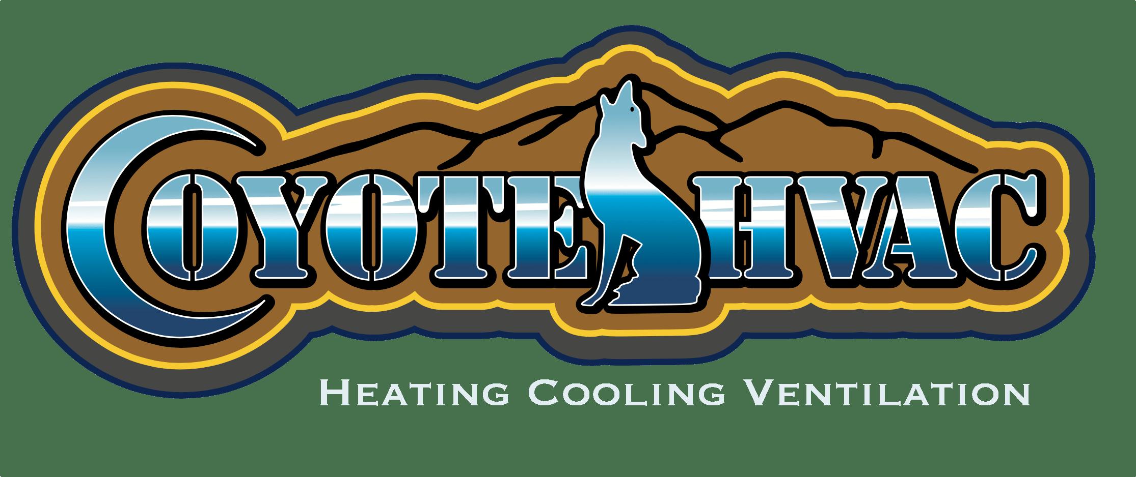 Coyote HVAC Logo
